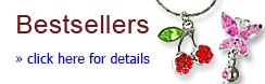 Bestsellers body piercing jewelry